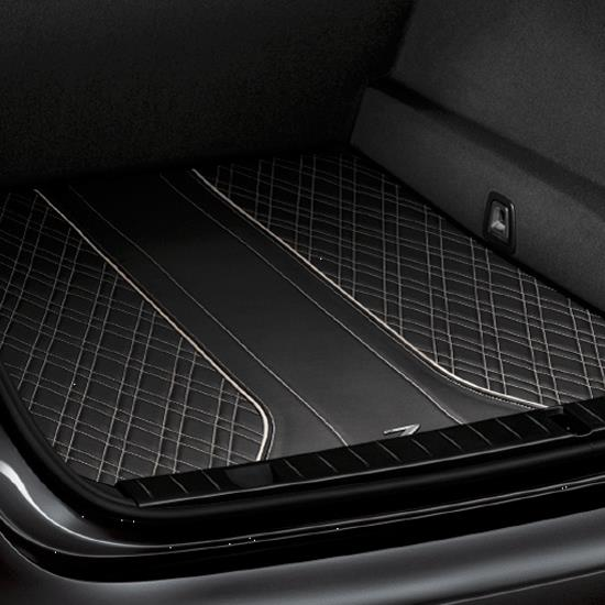 EXCLUSIVE STYLE LEATHERETTE FLOOR MATS