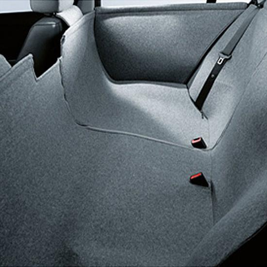 BMW Universal Protective Rear Cover