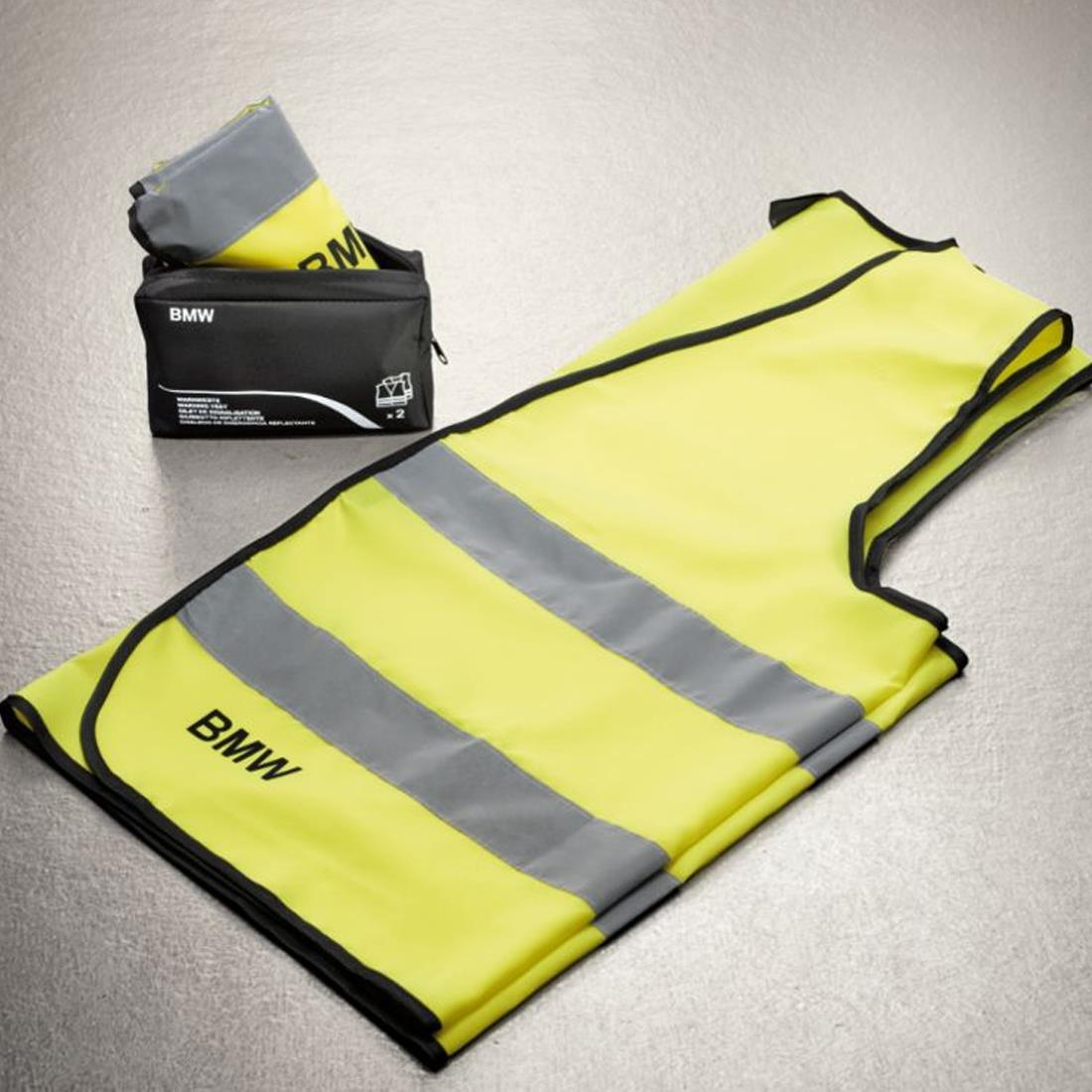 BMW High-visibility safety vests