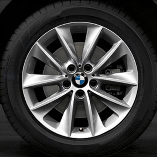 BMW V Spoke 307 Cold Weather Wheel and Tire Set