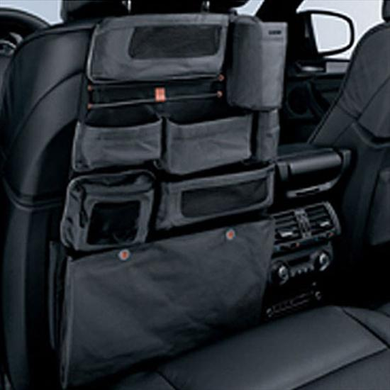 BMW Backrest Storage Pocket