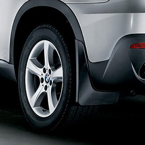 "BMW Mud Flaps for Vehicles with 18"" or 19"" Wheels"