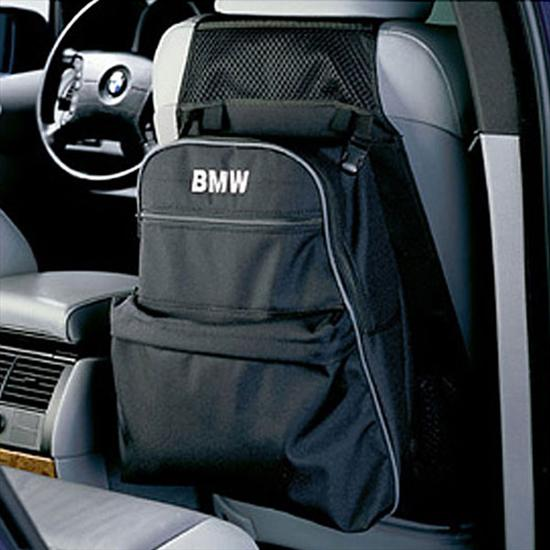 BMW Front Seat Backpack