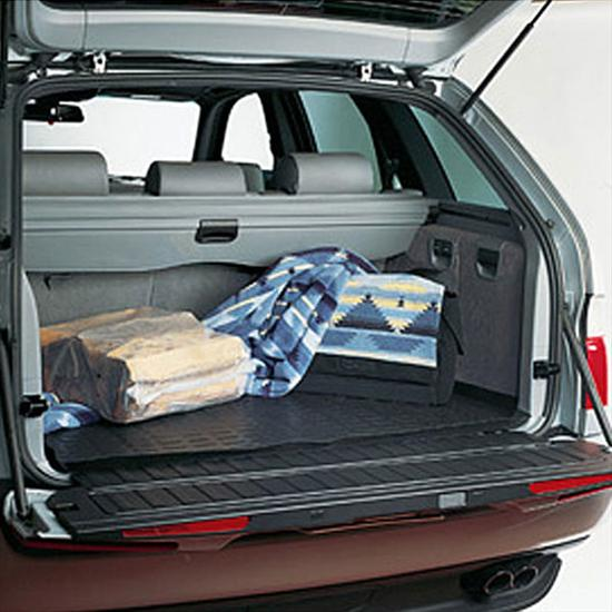 BMW Luggage Compartment Rubber Mat