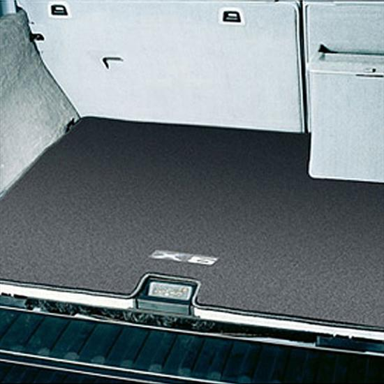 BMW X5 Embroidered Luggage Compartment Mat