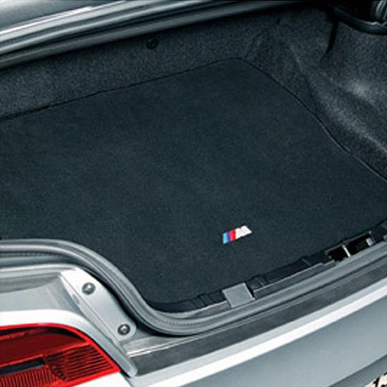 BMW M Embroidered Luggage Compartment Mat